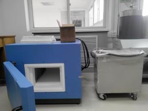 1700 degree C muffle furnace