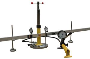SRTK-30 plate load tester