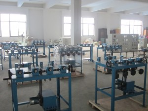geotechnical equipments assembling workshop