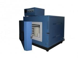 high temperature ceramic fiber muffle furnace