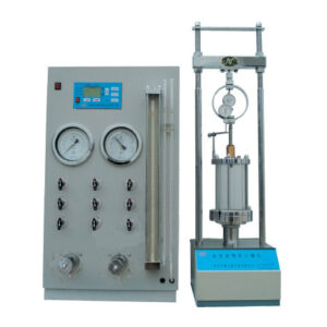 30KN Strain-controlled triaxial test apparatus(stepless speed-regulation)