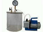 Vacuum saturation device