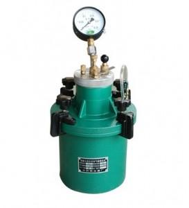 analog air entrainment meter