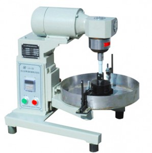 emulsified asphalt wet wheel abrasion tester