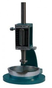 Standard Vicat apparatus