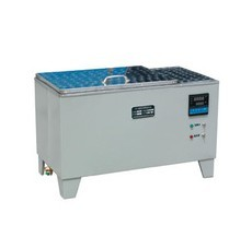 Constant temperature water bath for asphalt test