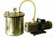 vacuum saturation device 1