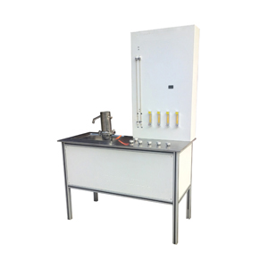 ASTM Geotextiles vertical permeability tester