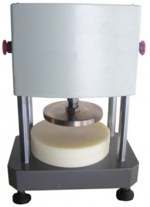pneumatic round sample cutter