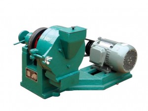 Cement disc type grinder