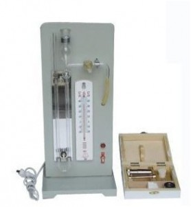 Specific surface tester