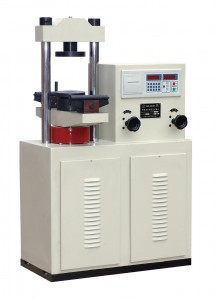 300kN flexure compression testing machine
