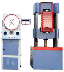 Dial gauge universal testing machine
