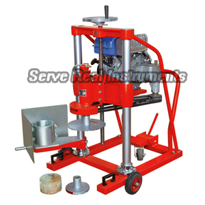 Multifunction core drilling machine