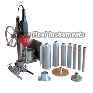 multifunction electric core drilling machine