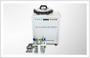 Concrete air permeability tester