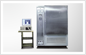 Concrete thermophysical parameters tester
