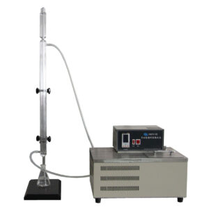 Digital emulsified asphalt four component tester