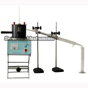 asphalt distillation range tester