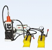 asphalt concrete shear test apparatus