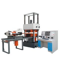 electro-hydraulic servo control pressure shear test machine