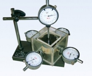 rock free swelling rate tester