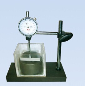 rock lateral restrained swelling rate tester