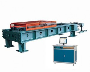 horizontal tensile testing machine 2