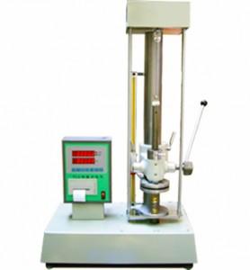 Digital manual spring testing machine