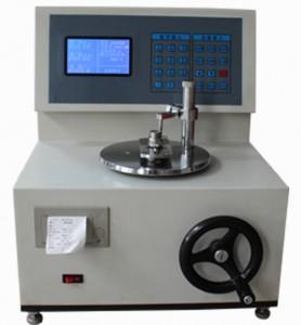 Manual spring torsion testing machine