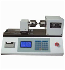automatic spring torsion testing machine