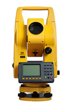 reflectorless laser ranging Total station