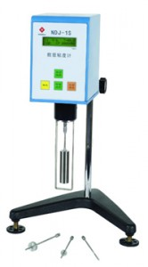digital display Rotary viscometer