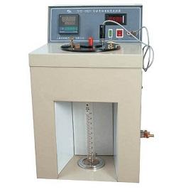 Asphalt standard viscosity meter
