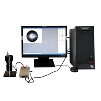 Brinell Hardness CCD Imaging system