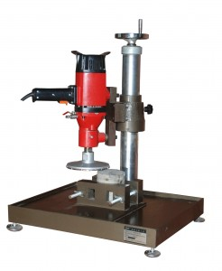 concrete flat grinding machine