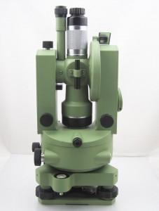 optical theodolite surveying instrument