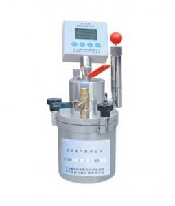 digital mortar air content meter