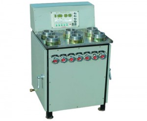mortar water permeability tester