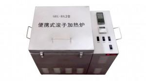 portable roller oven for drilling fluids test