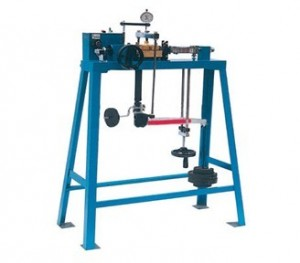 Manual direct shear testing machine