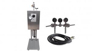 7.1 Mpa dial gauge type HTHP Filter press