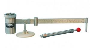 Pressurized mud balance drilling fluids instrument