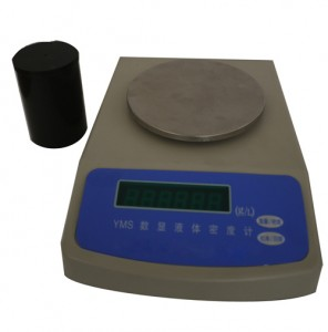 digital fluids  density meter