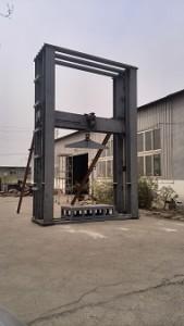 Drain pipe external pressure testing Equipment