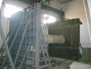 digital drain pipe internal pressure testing machine