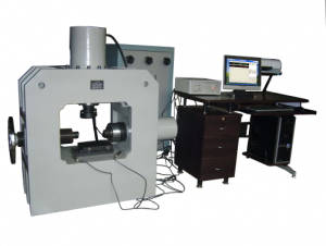 heavy duty rock shear testing machine