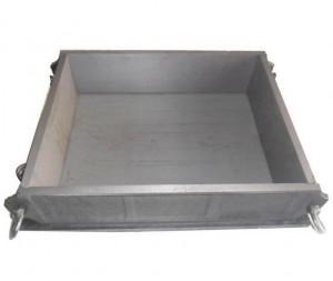 concrete ejection test mould