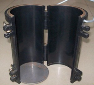 concrete test mould 150 300mm