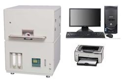 infrared sulfur content tester
